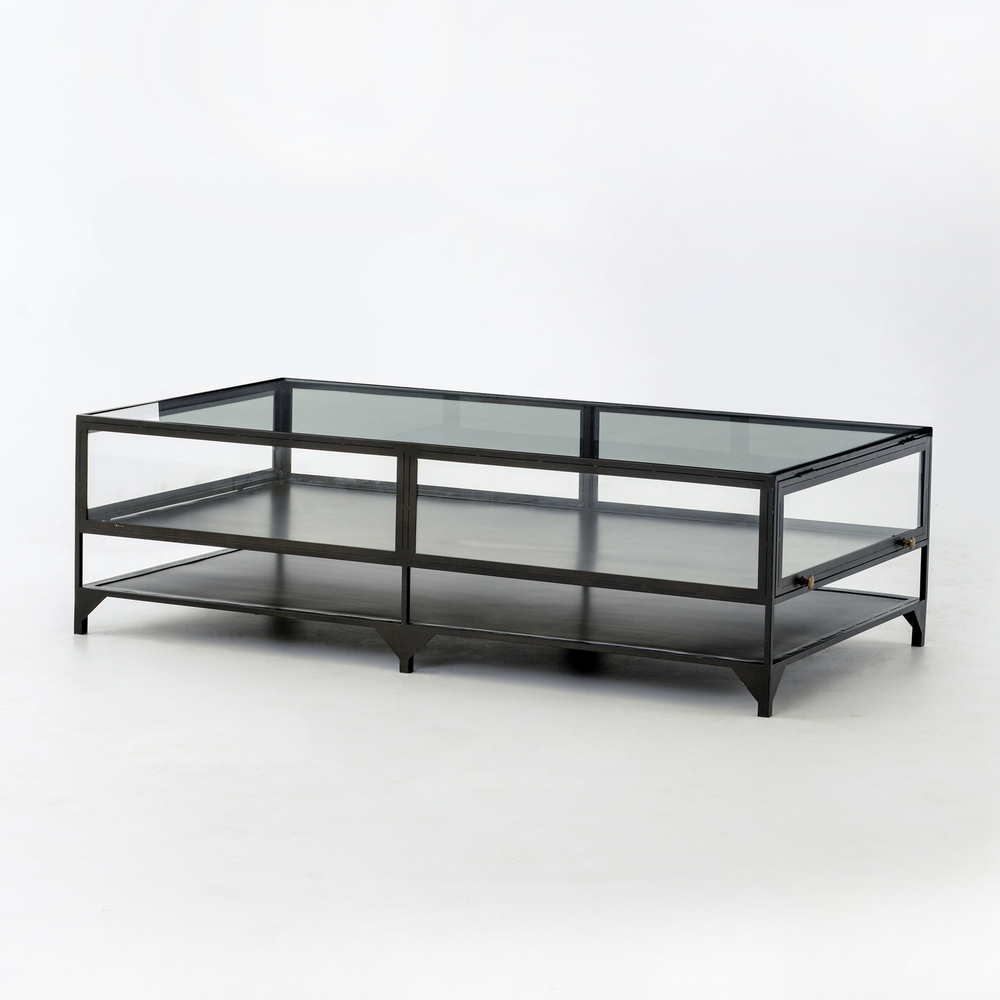 Four Hands - Shadow Box Coffee Table
