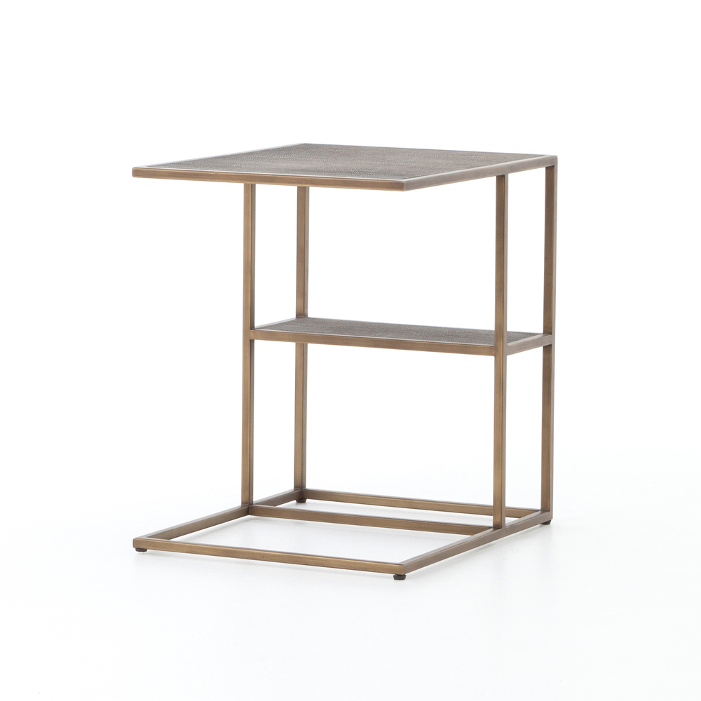 Four Hands - Shagreen C Table