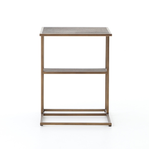 Thumbnail of Four Hands - Shagreen C Table