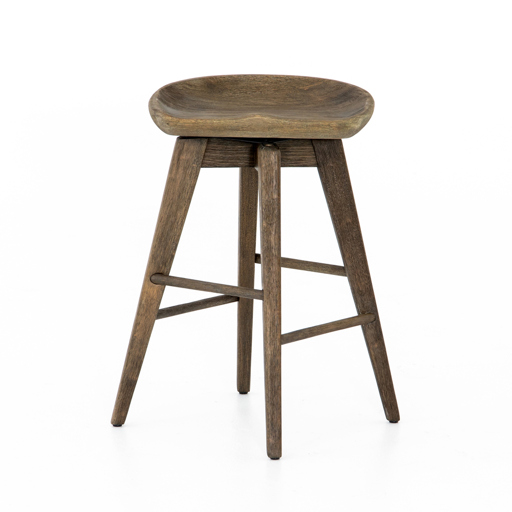 Four Hands - Paramore Swivel Counter Stool
