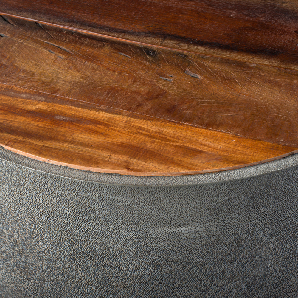Four Hands - Crosby Round Coffee Table