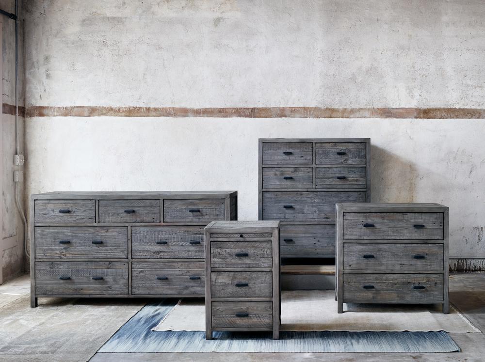 Four Hands - Caminito Seven Drawer Dresser