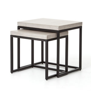 Thumbnail of Four Hands - Maximus Nesting Side Tables