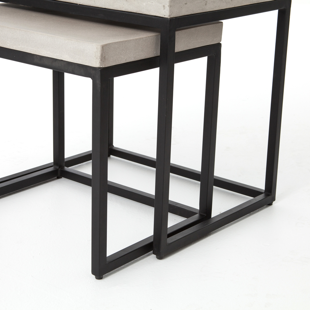 Four Hands - Maximus Nesting Side Tables