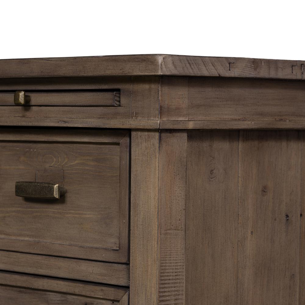 Four Hands - Settler Bedside Cabinet