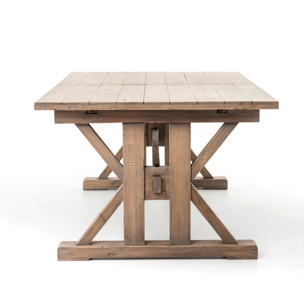 Four Hands - Tuscan Spring Extension Dining Table