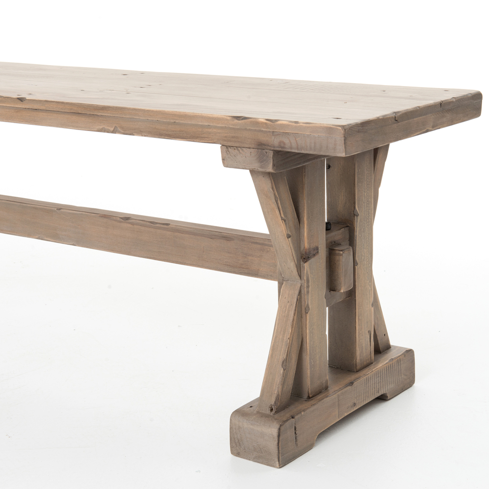 Four Hands - Tuscan Spring Dining Bench
