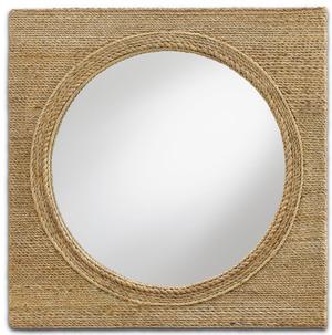 Thumbnail of Currey & Company - Tisbury Small Mirror