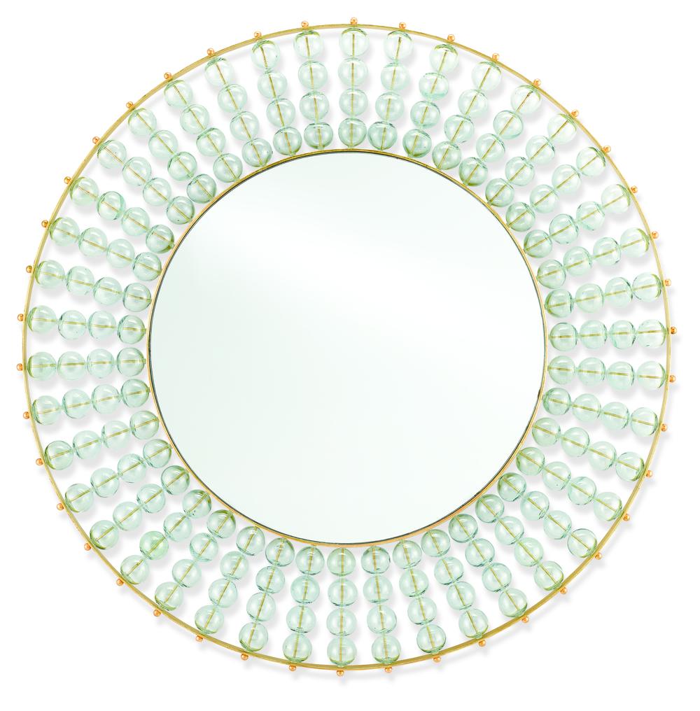 Currey & Company - Calais Mirror