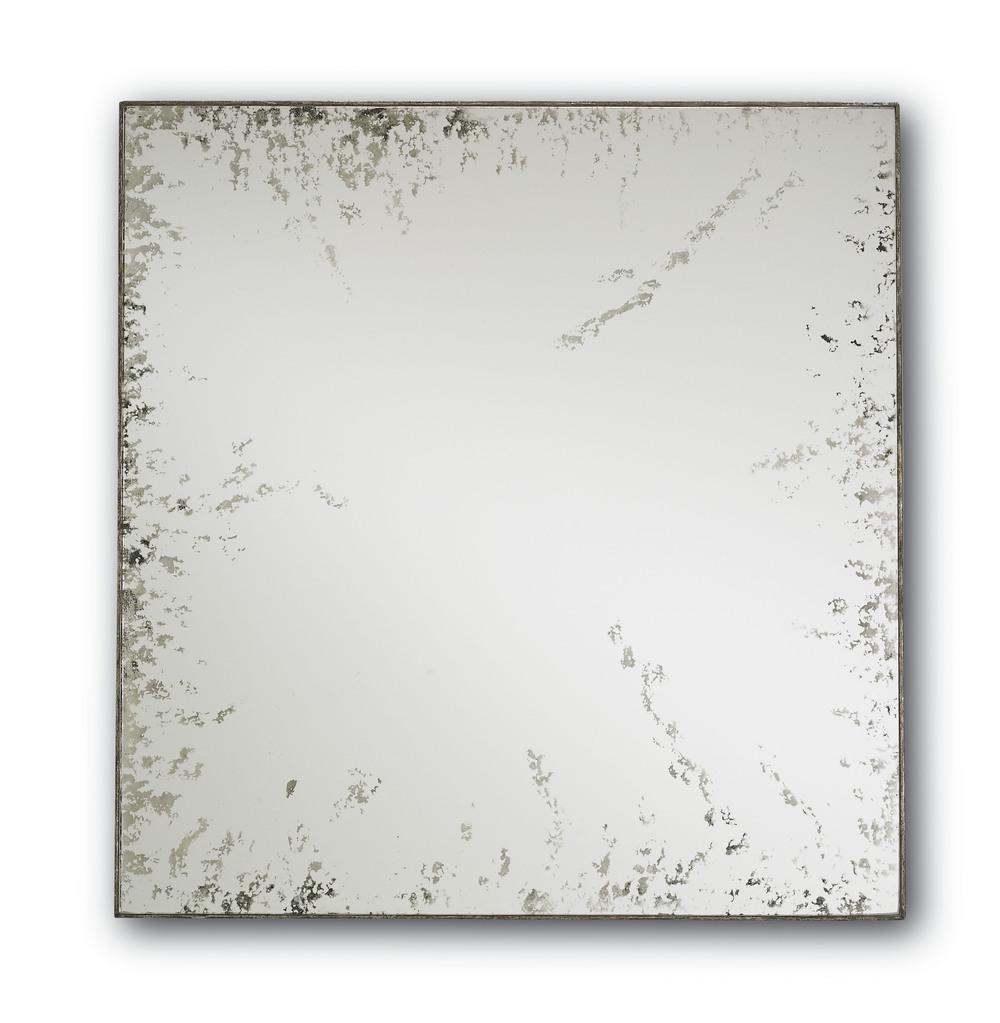 Currey & Company - Rene Square Mirror