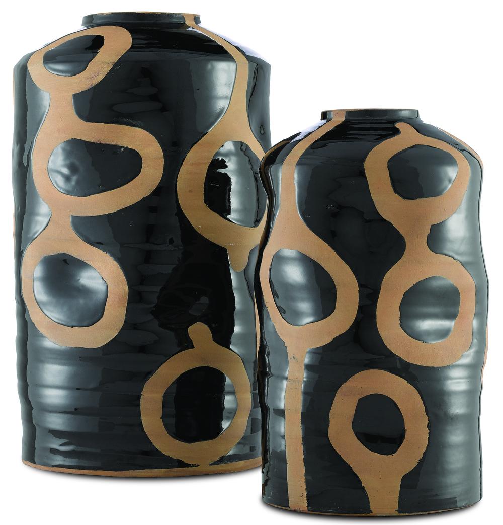 Currey & Company - Riku Small Vase