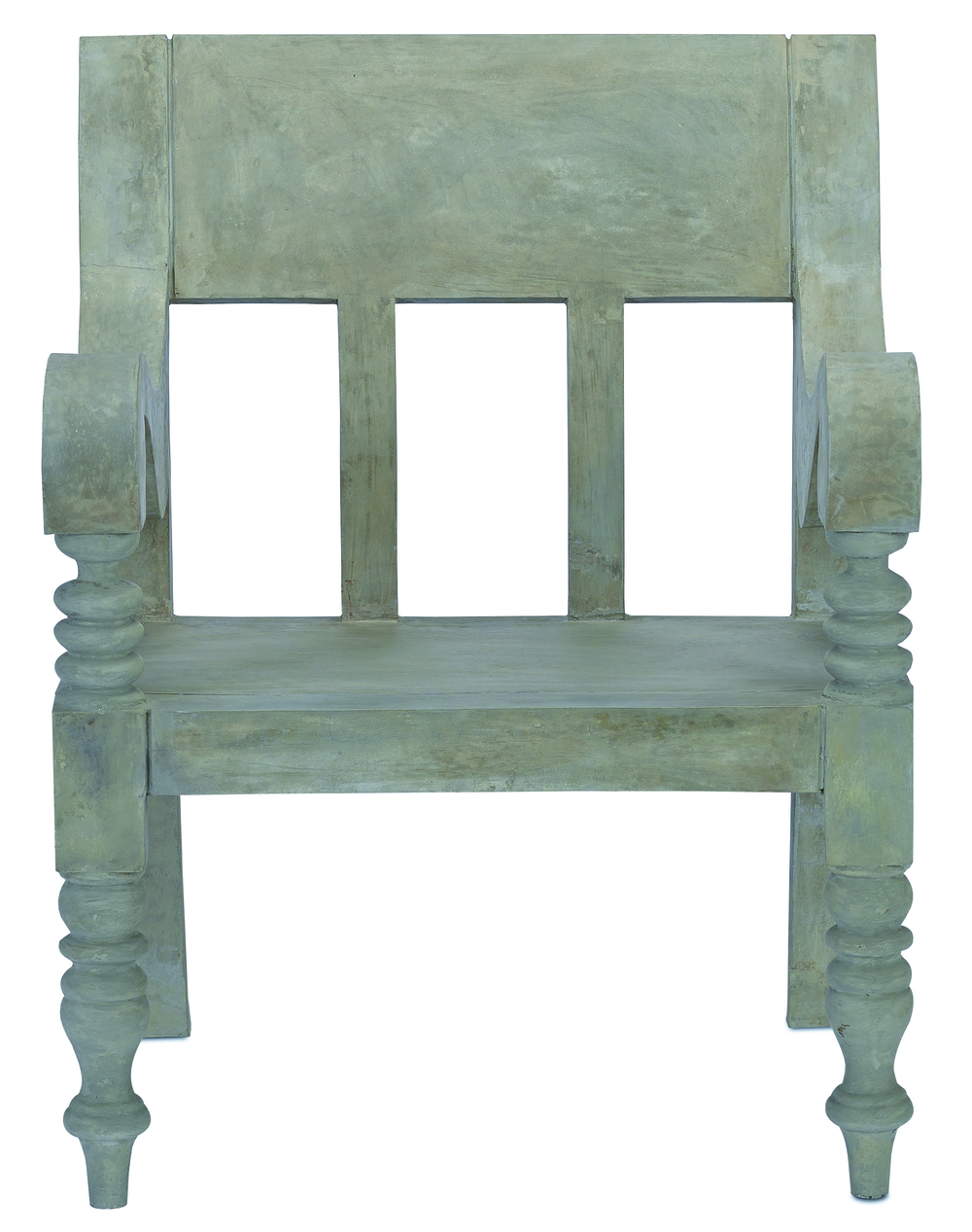 Currey & Company - Java Chair