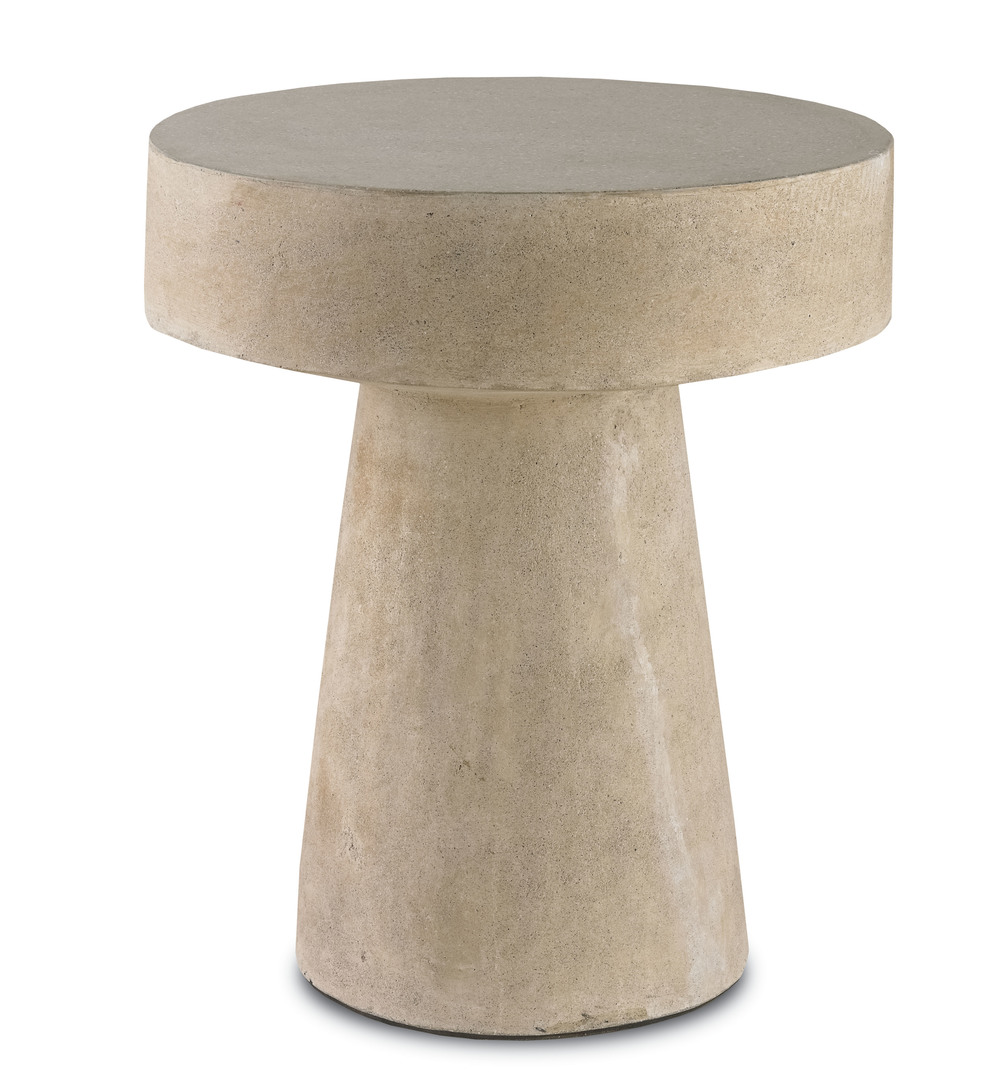 Currey & Company - Higham Accent Table