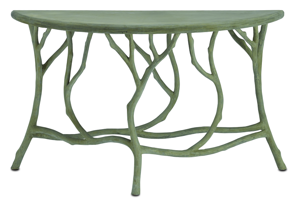Currey & Company - Hidcote Console Table