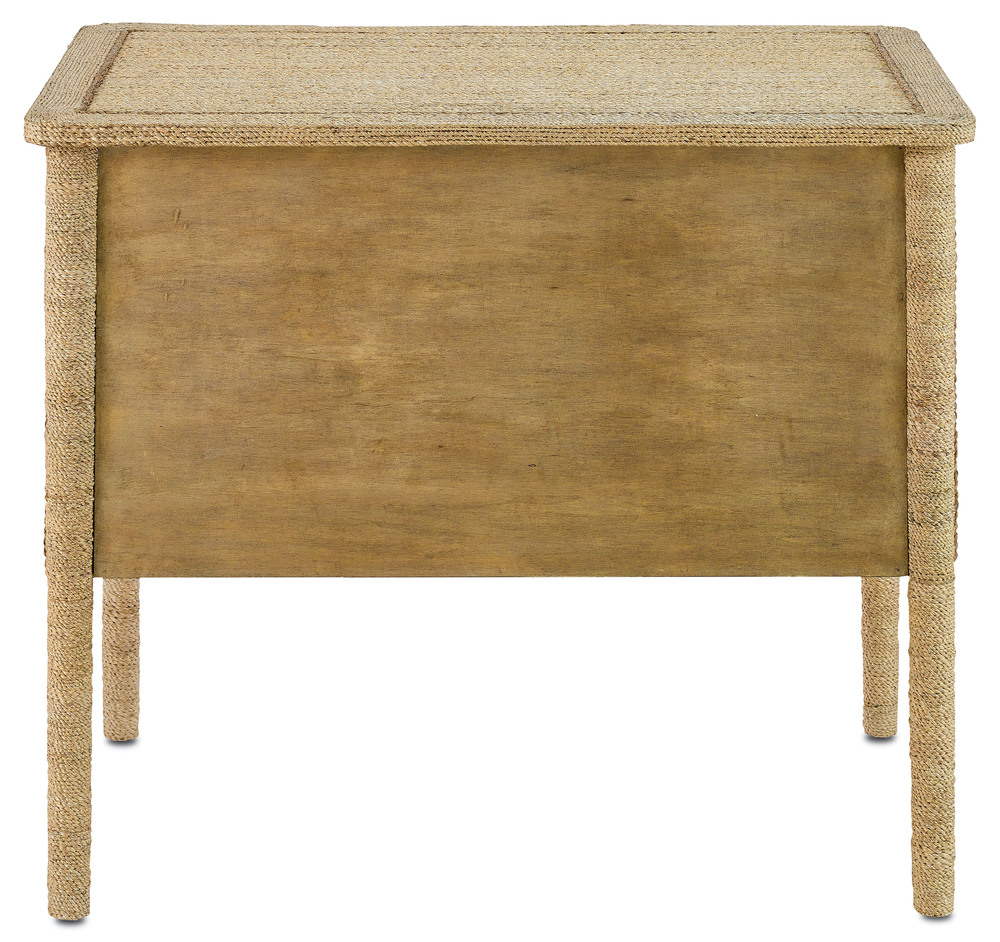 Currey & Company - Kaipo Two Drawer Chest