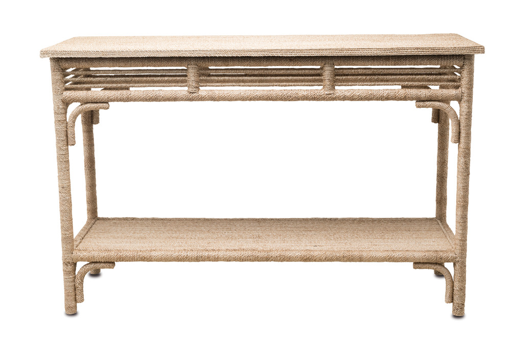 Currey & Company - Olisa Console Table