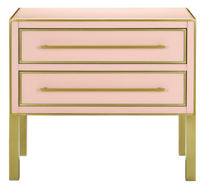 Thumbnail of Currey & Company - Arden Pink Chest