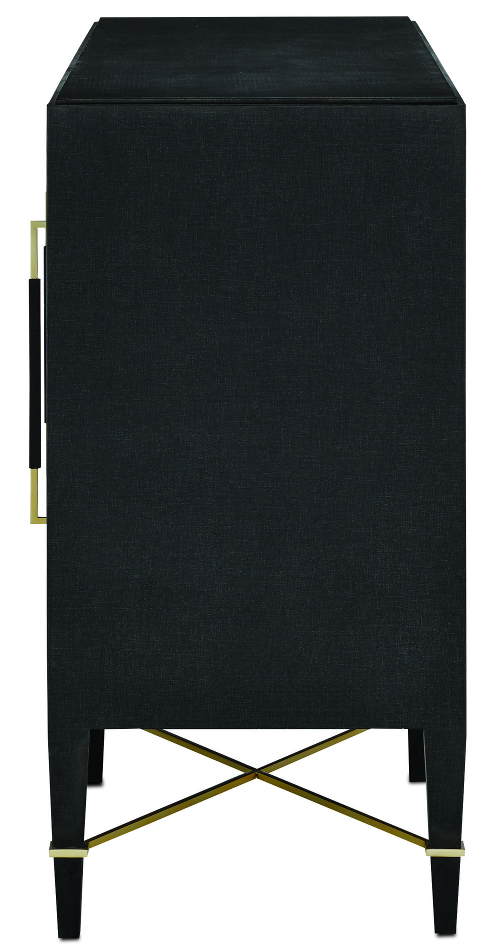 Currey & Company - Verona Black Sideboard