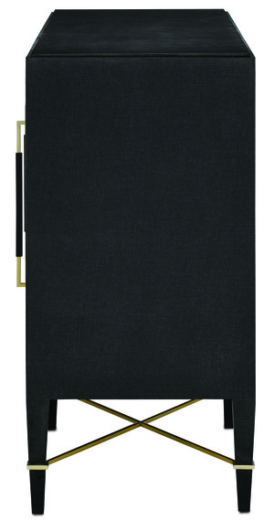 Thumbnail of Currey & Company - Verona Black Sideboard