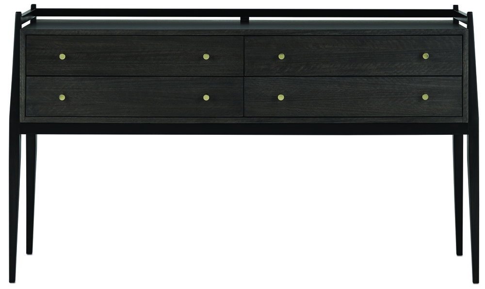 Currey & Company - Selig Console Table