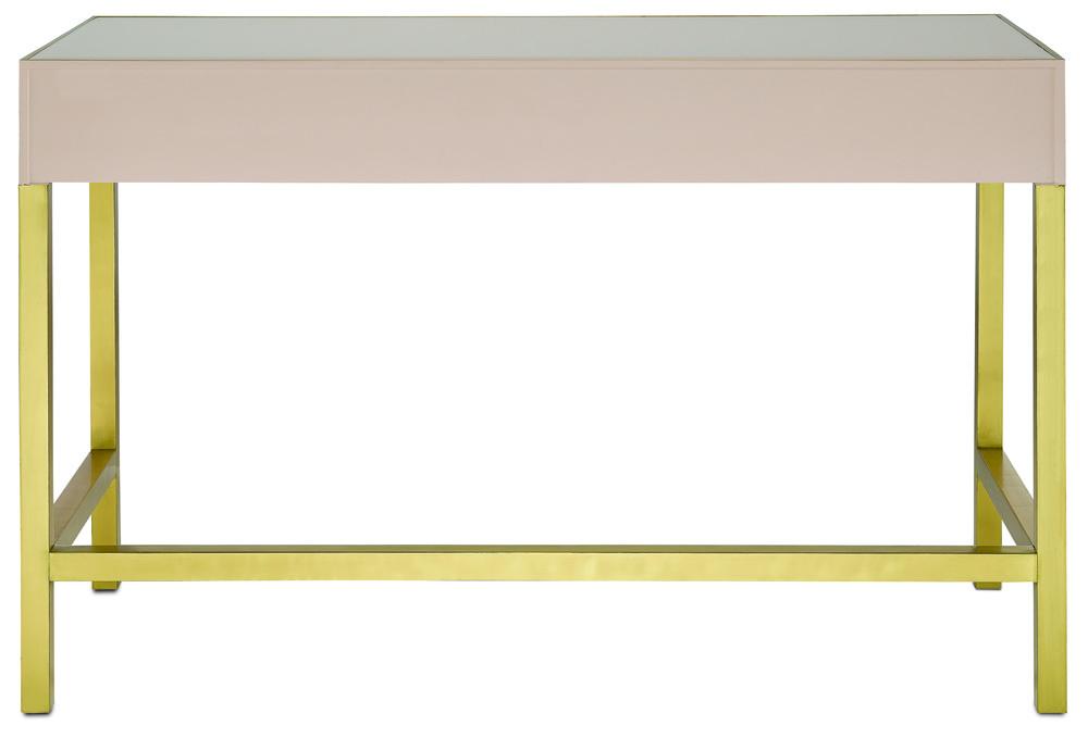 Currey & Company - Arden Pink Vanity