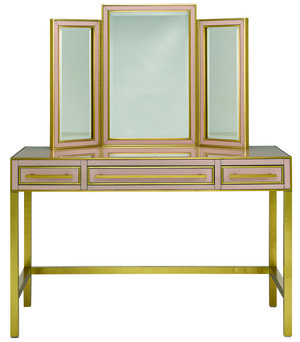 Thumbnail of Currey & Company - Arden Pink Vanity