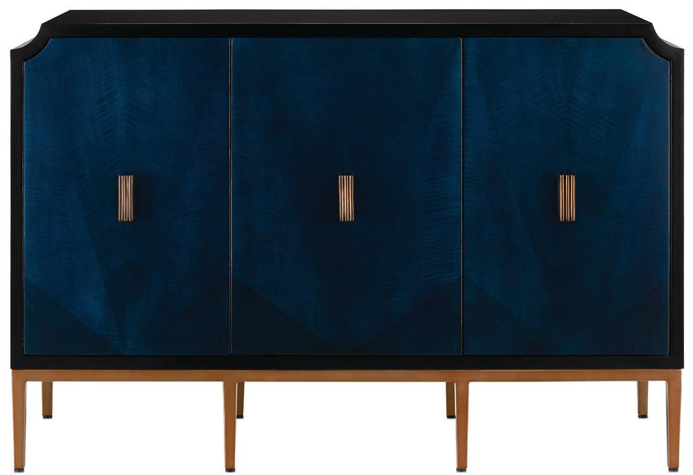 Currey & Company - Kallista Cabinet