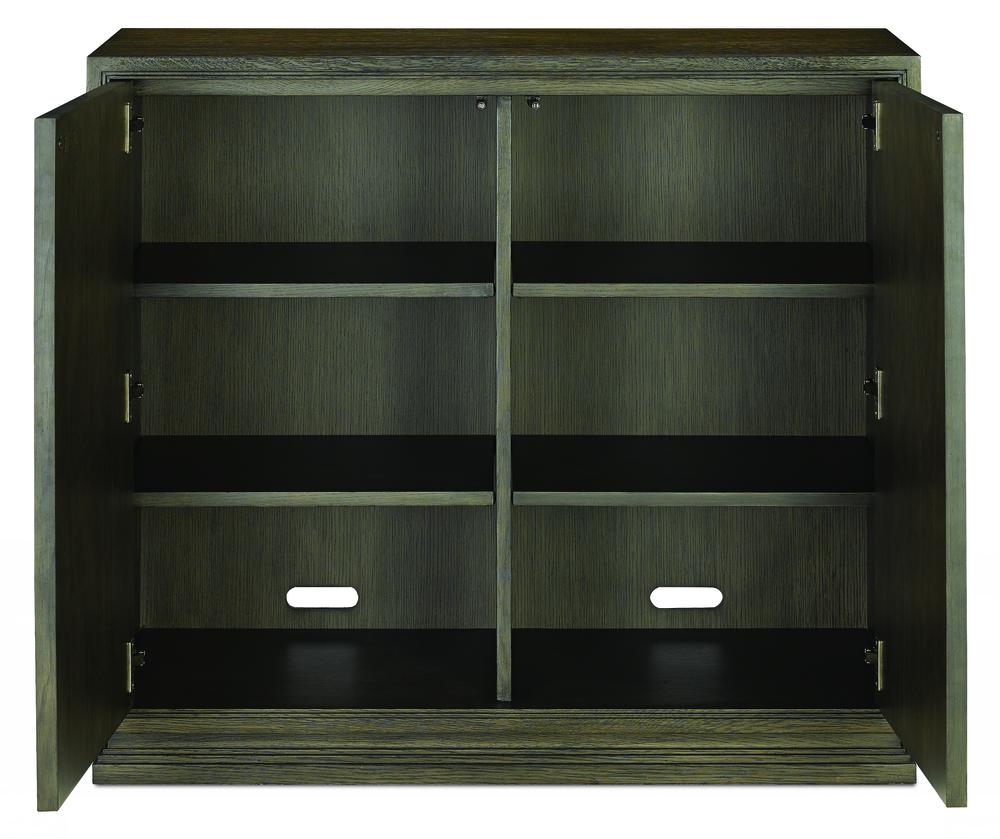 Currey & Company - Darcy Cabinet
