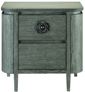 Thumbnail of Currey & Company - Briallen Gray Nightstand