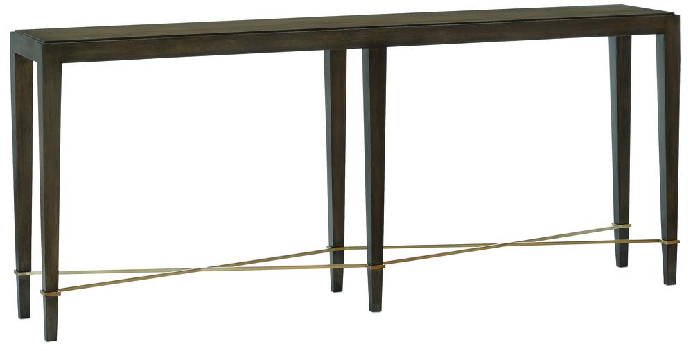 Currey & Company - Verona Chanterelle Console Table