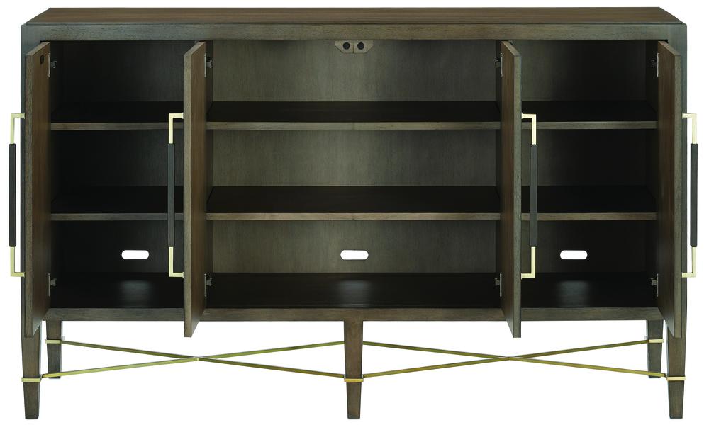 Currey & Company - Verona Chanterelle Sideboard