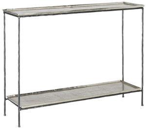 Thumbnail of Currey & Company - Boyles Silver Console Table