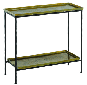 Thumbnail of Currey & Company - Boyles Brass Side Table