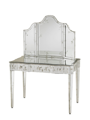 Thumbnail of Currey & Company - Gilda Vanity Table