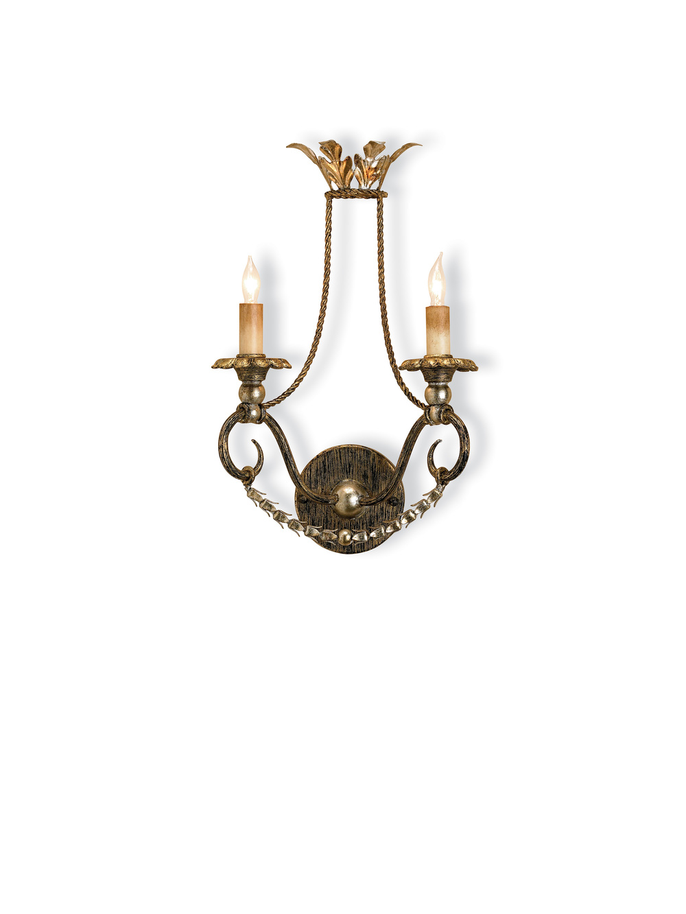 Currey & Company - Anise Wall Sconce