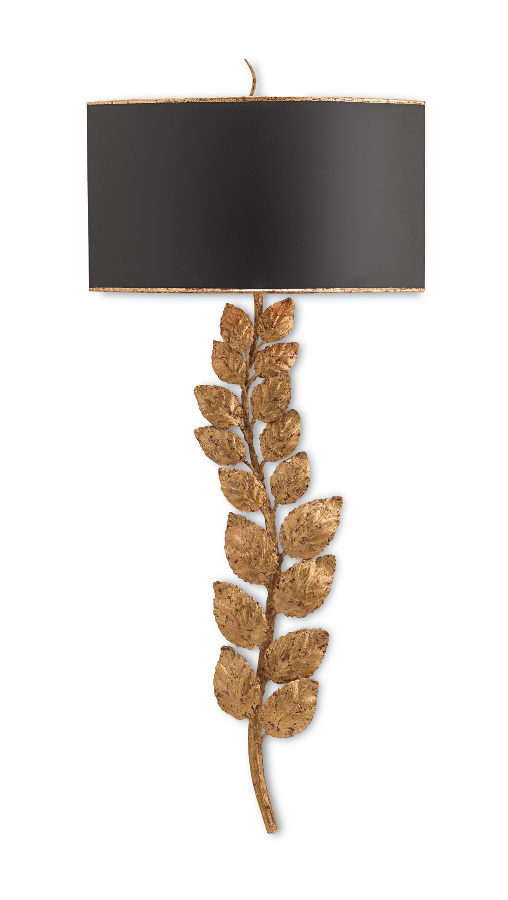 Currey & Company - Birdwood Wall Sconce