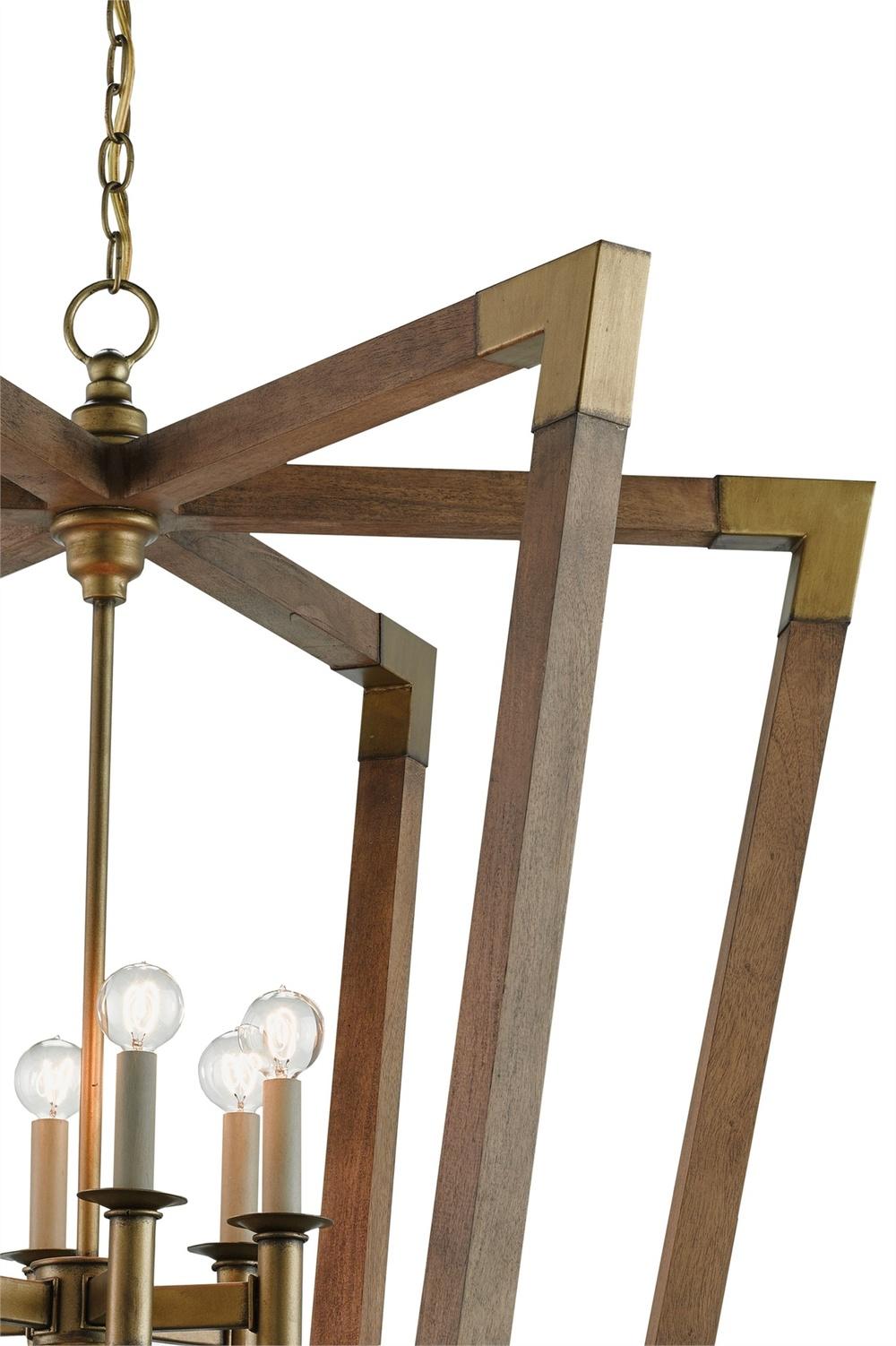 Currey & Company - Bastian Large Lantern