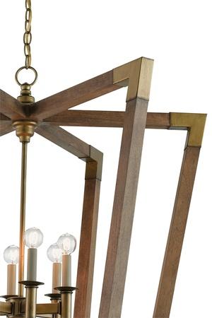 Thumbnail of Currey & Company - Bastian Large Lantern
