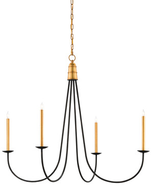 Thumbnail of Currey & Company - Ogden Chandelier