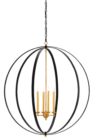Thumbnail of Currey & Company - Ogden Orb Chandelier