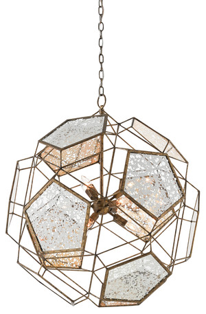 Thumbnail of Currey & Company - Julius Orb Chandelier
