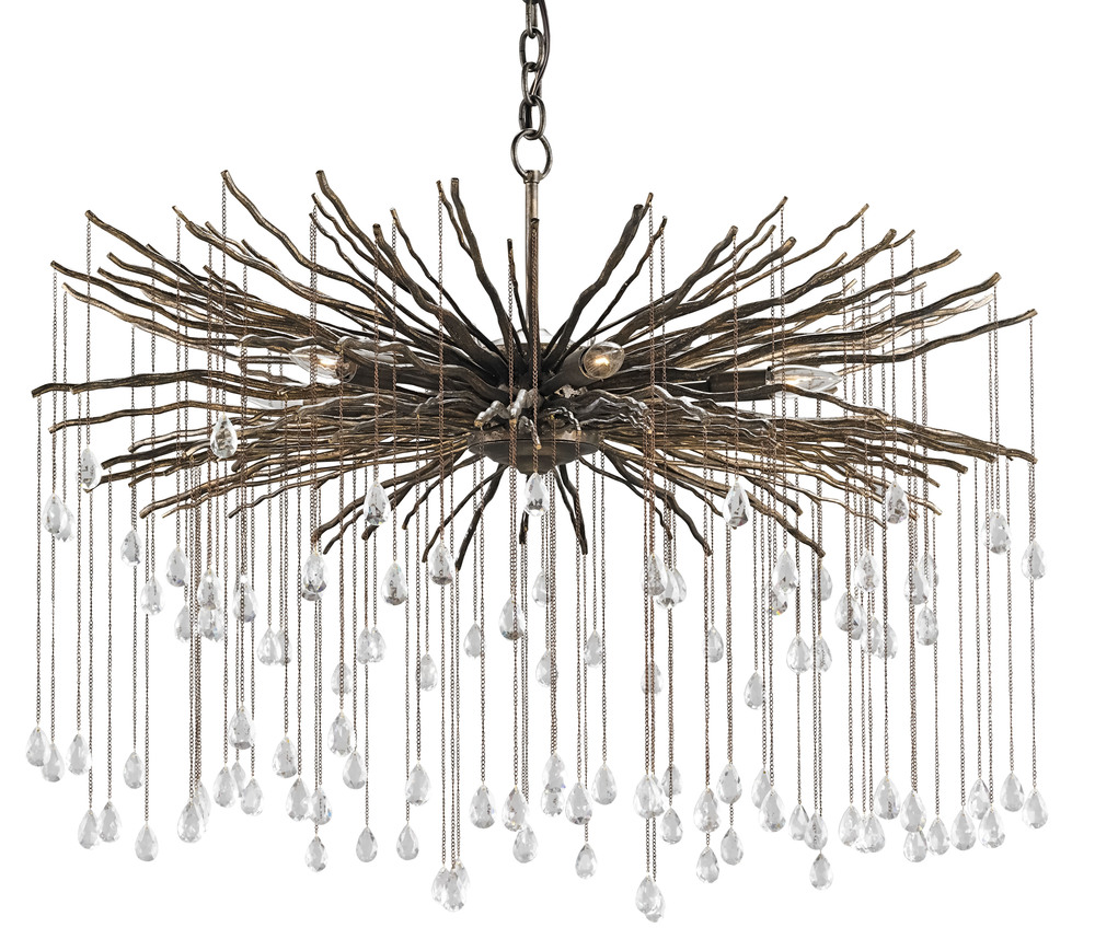 Currey & Company - Fen Large Chandelier