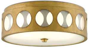 Thumbnail of Currey & Company - Go-Go Flush Mount