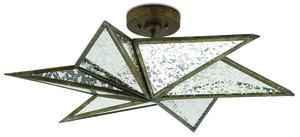 Thumbnail of Currey & Company - Stargazer Semi-Flush