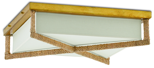 Thumbnail of Currey & Company - Connor Flush Mount