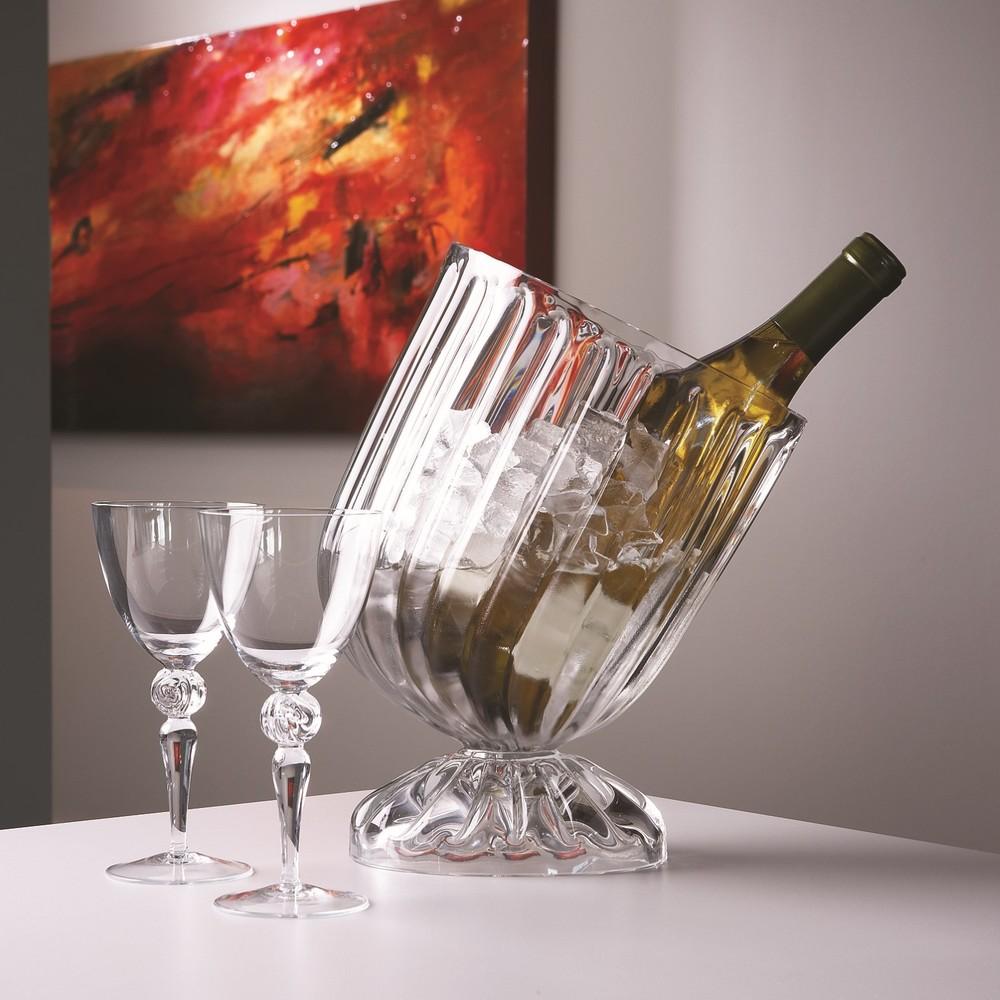 Global Views - Optic Slanted Wine Chiller