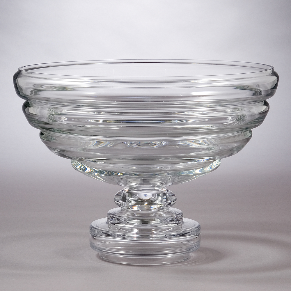Global Views - Belted Footed Fruit Bowl