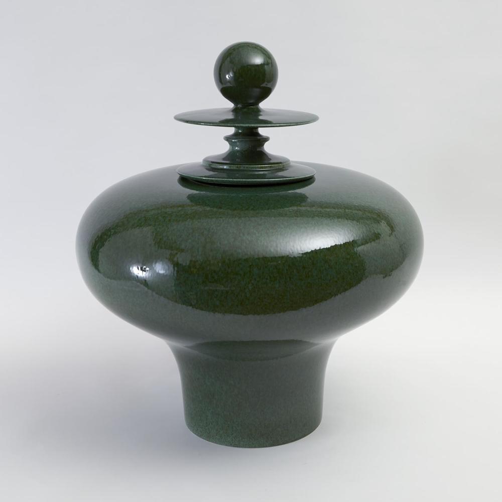 Global Views - Happy Temple Jar