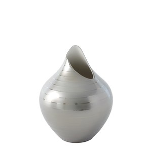 Thumbnail of Global Views - Platinum Stripe Vase