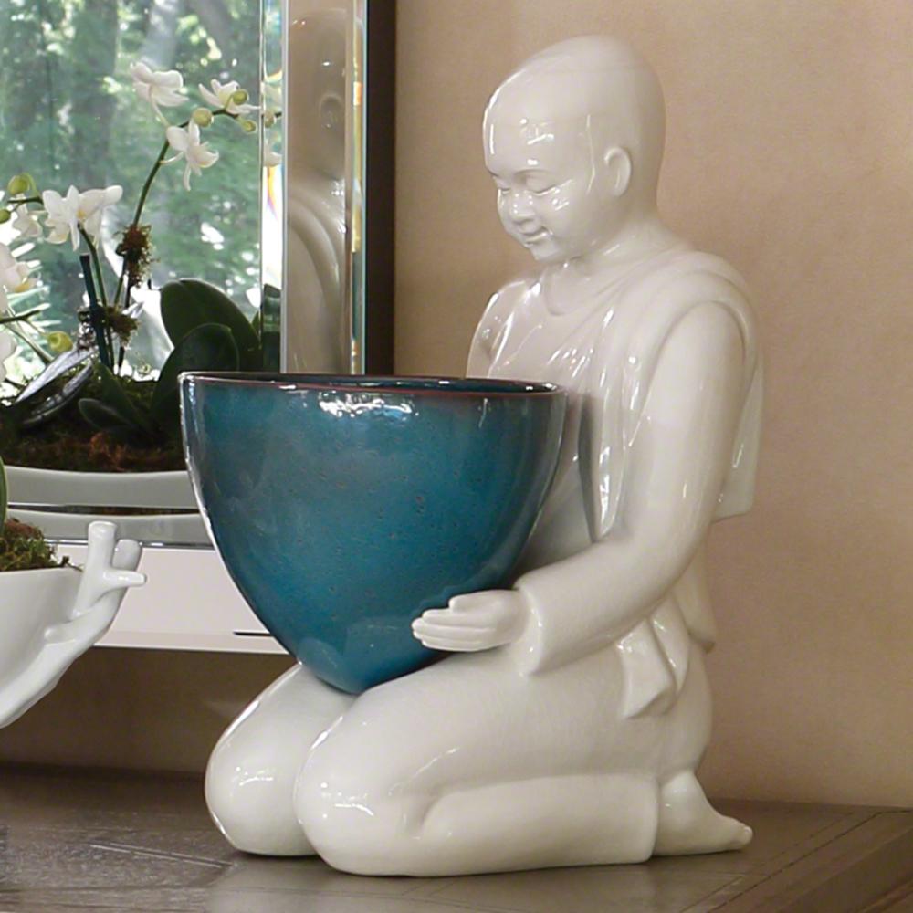 Global Views - Aqua Offering Bowl